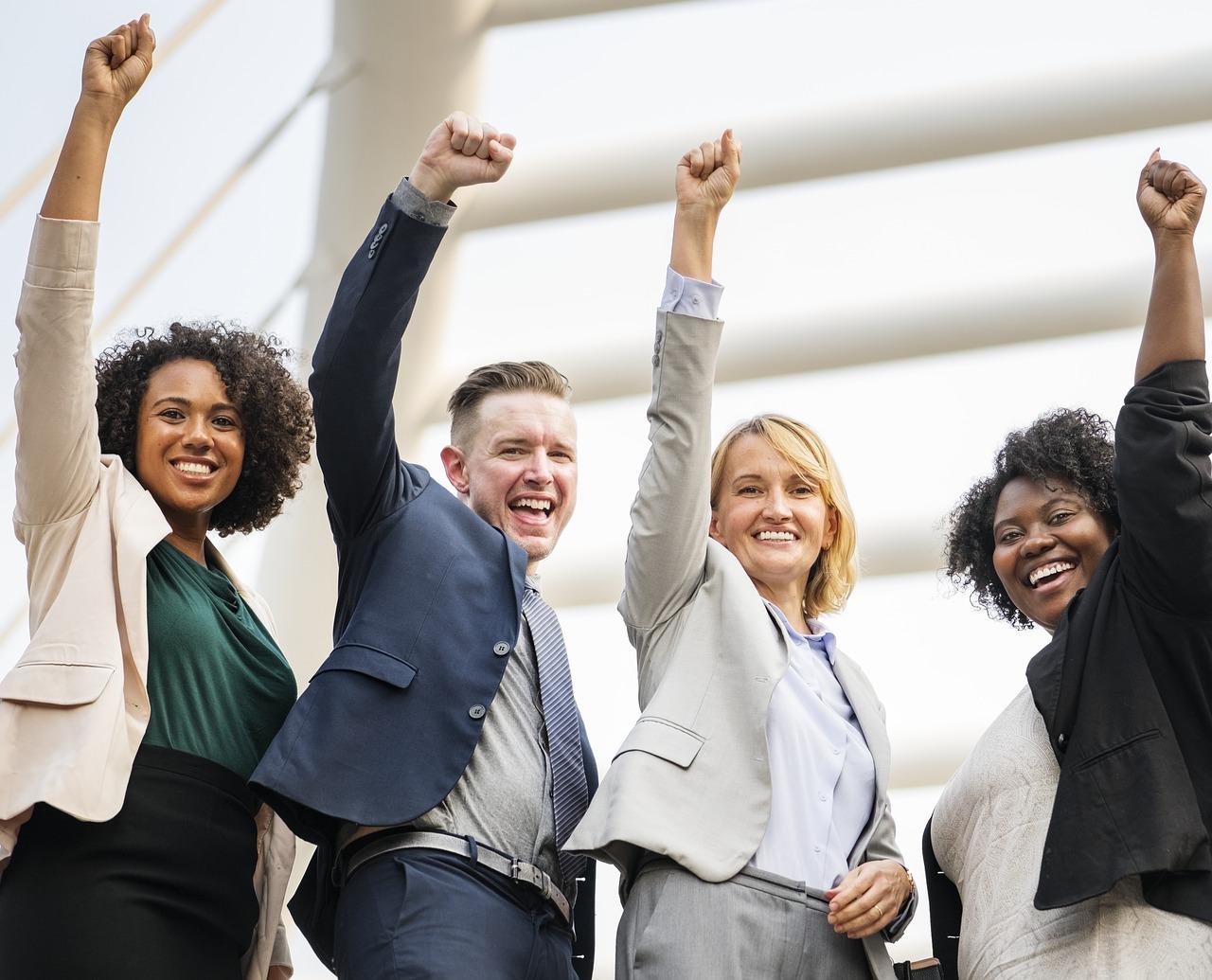 happy employees